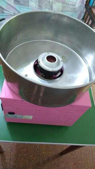 Maquina de copos algodon de azucar copera