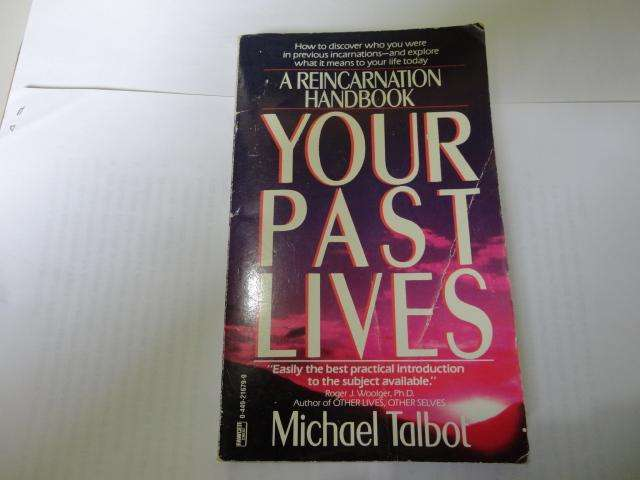 LIBRO EN INGLES YOUR PAST LIVES