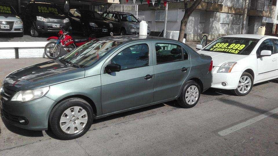 Volkswagen Voyage 2009 - 178000 km