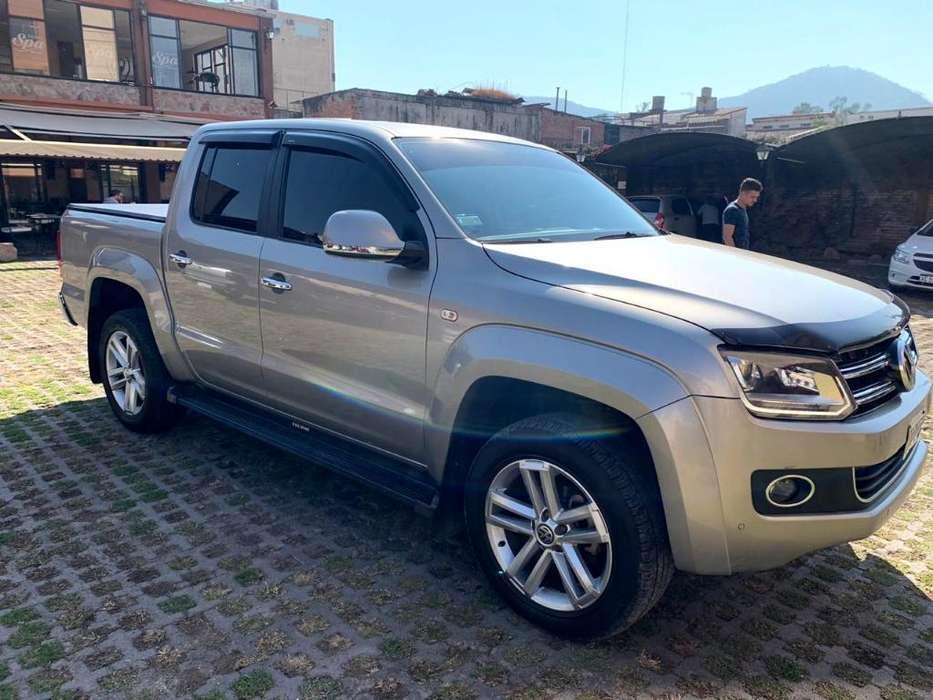 Volkswagen Amarok 2016 - 65000 km