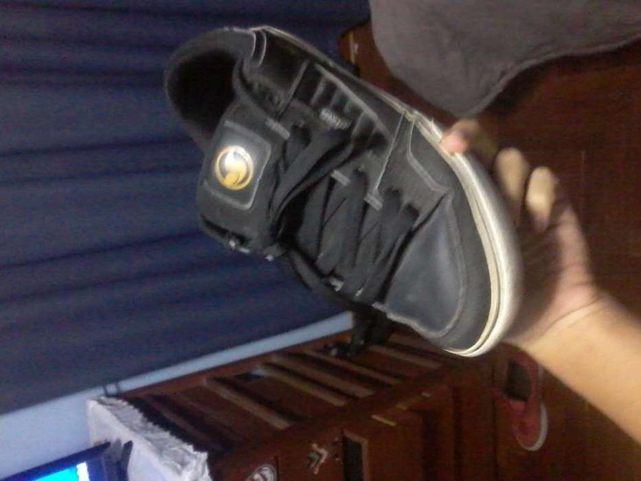 zapatillas DVS Old school Ignition talla 42.5
