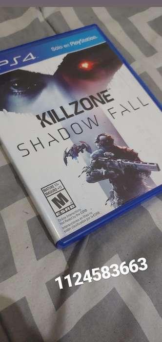 Killzone Shadow Fall Ps4 Fisico