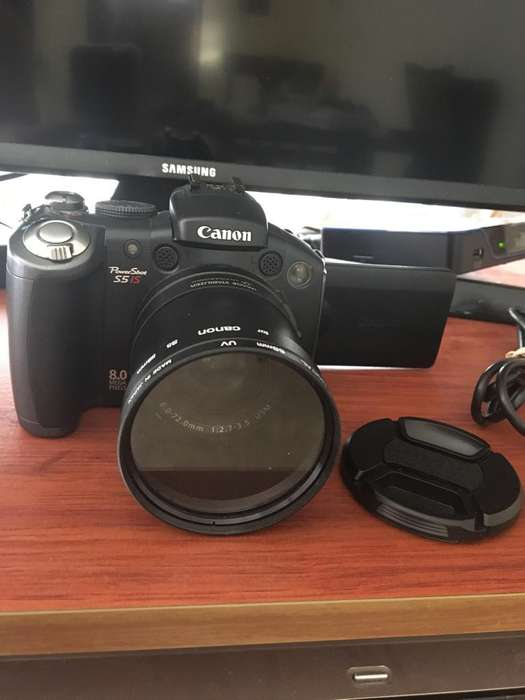 <strong>canon</strong> Powershot S5 Is 8.0mp Digital