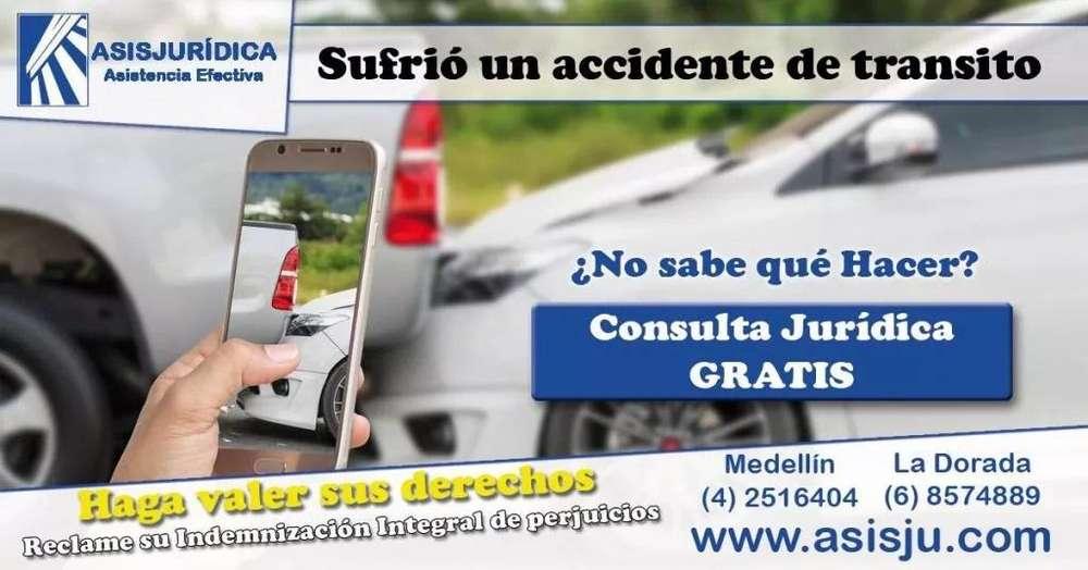 ABOGADOS ESPECIALISTAS EN ACCIDENTES DE TRÁNSITO EN MEDELLÍN - indemnizaciones por accidentes de tránsito
