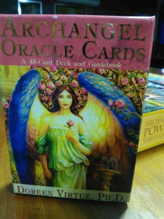 Cartas Angeles Tarot