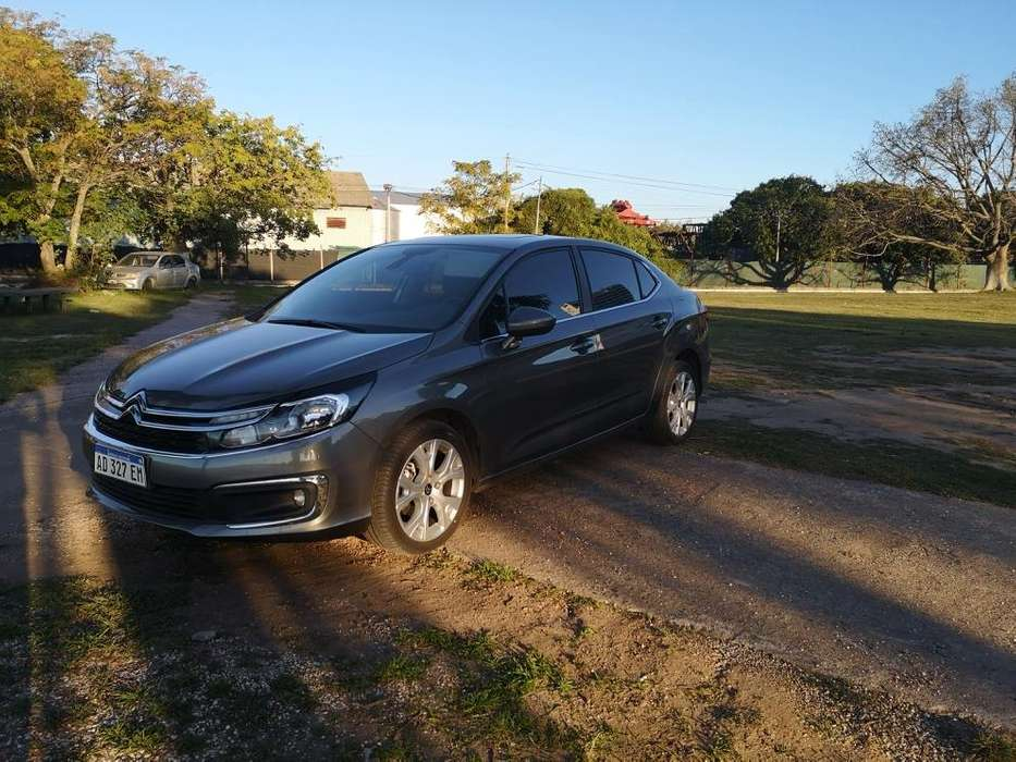 Citroen C4 Lounge 2019 - 7000 km