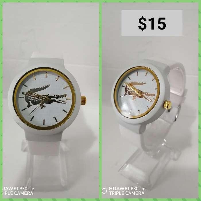Relojes Lacoste de Mujer