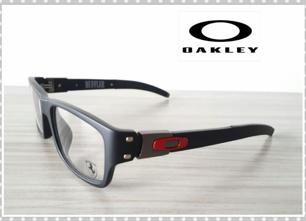 ec30bd5f83 Monturas Lentes Oakley Muffler Metal - Chiclayo