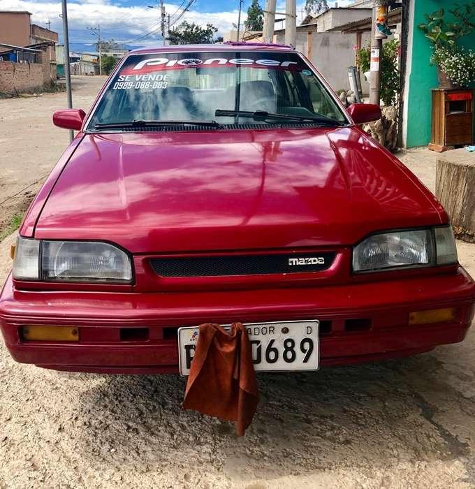 Mazda 323 1996 - 416000 km