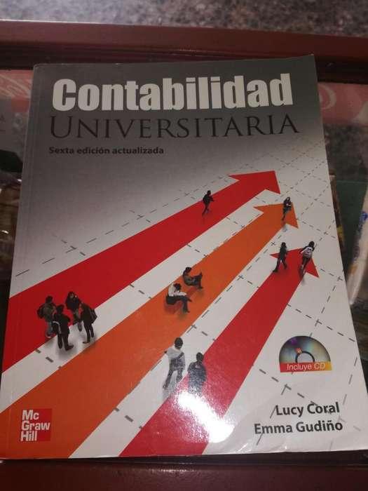 Libro de Contabilidad Universitaria de M