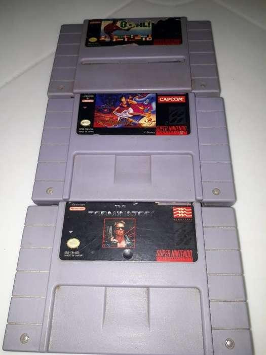 Juegos de Super Nintendo Aladdin