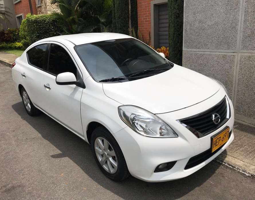 Nissan Versa 2014 - 53000 km