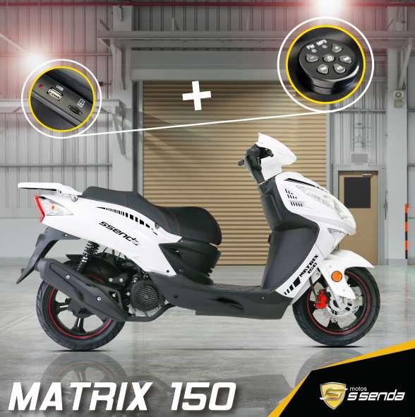 Moto SSENDA MATRIX 150