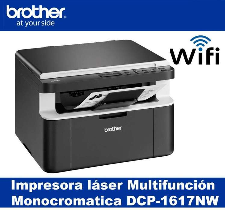 Impresora Laser Multifunción Brother1617