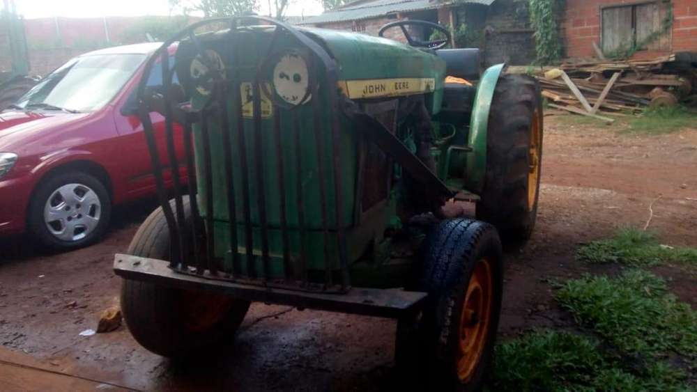 Vendo <strong>tractor</strong> john deere 1420