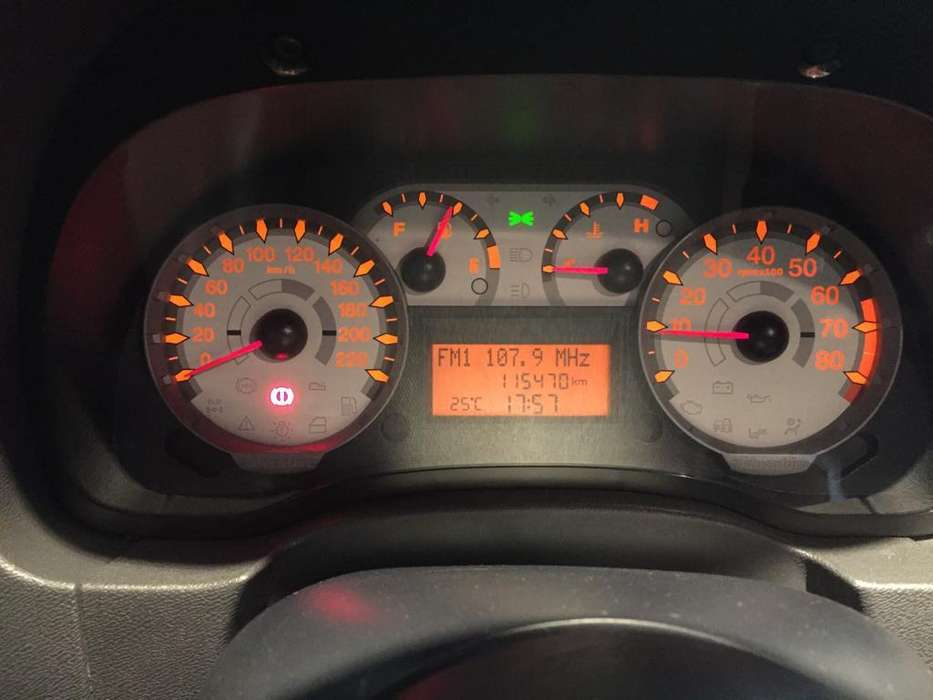 Fiat Palio Adventure 2012 - 115000 km