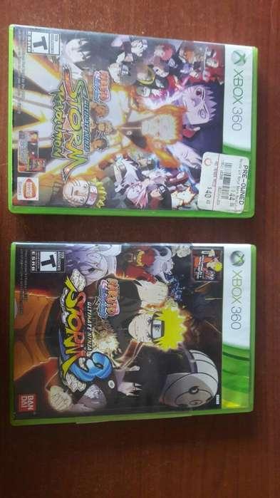 Películas de Naruto para Xbox 360 Nuevas