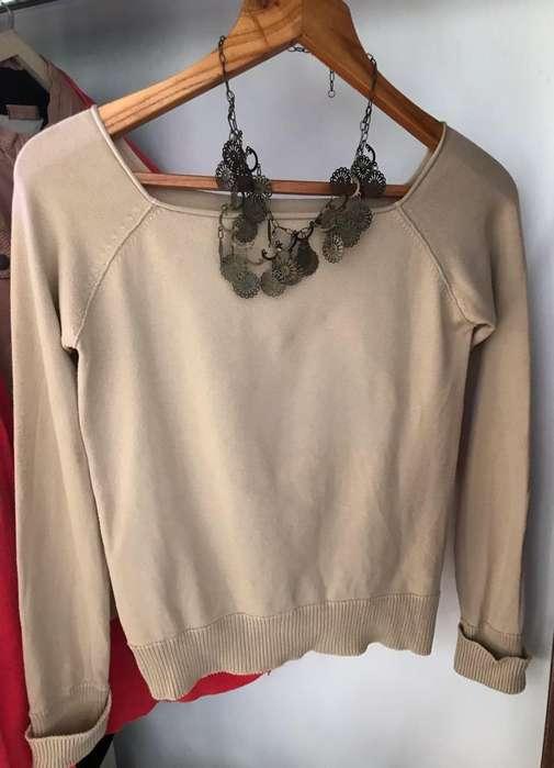 Sweater Hilo Elastizado