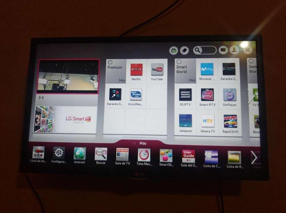 Smart Tv Lg de 32