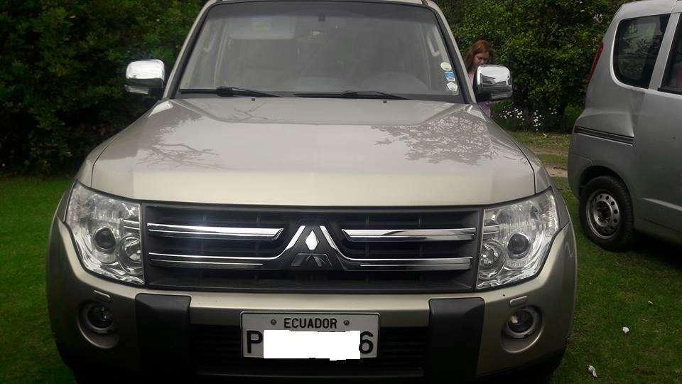 Mitsubishi Montero 2008 - 189000 km