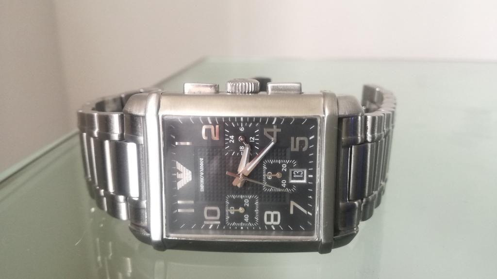 27e8d1307f4e Reloj Emporio Armani Original Cronografo - Pereira