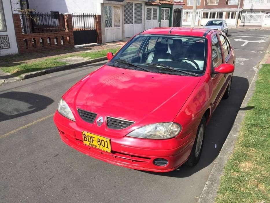 Renault Megane  2003 - 138000 km