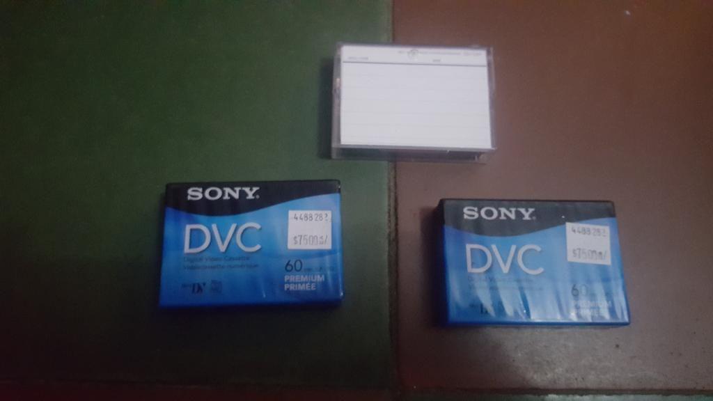 Cassette Video Grabadora