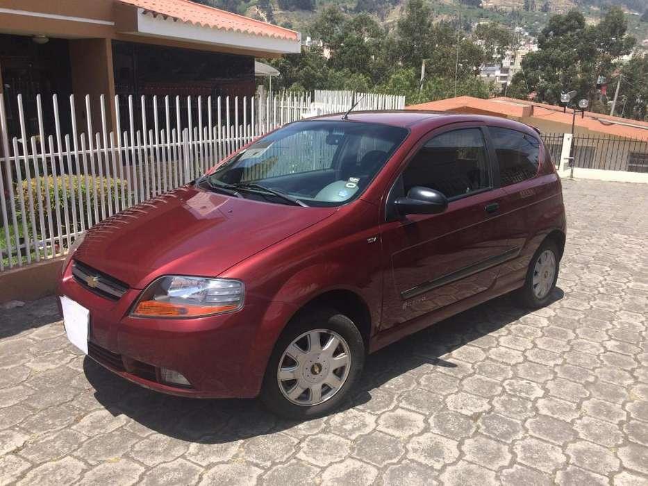 Chevrolet Aveo 2008 - 70000 km