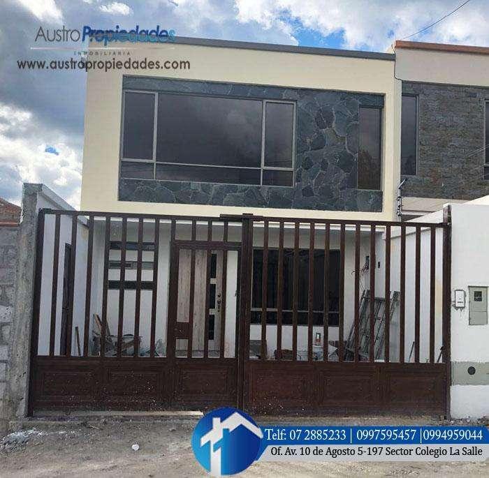95.000 Casa en venta en Cuenca Sector Ricaurte
