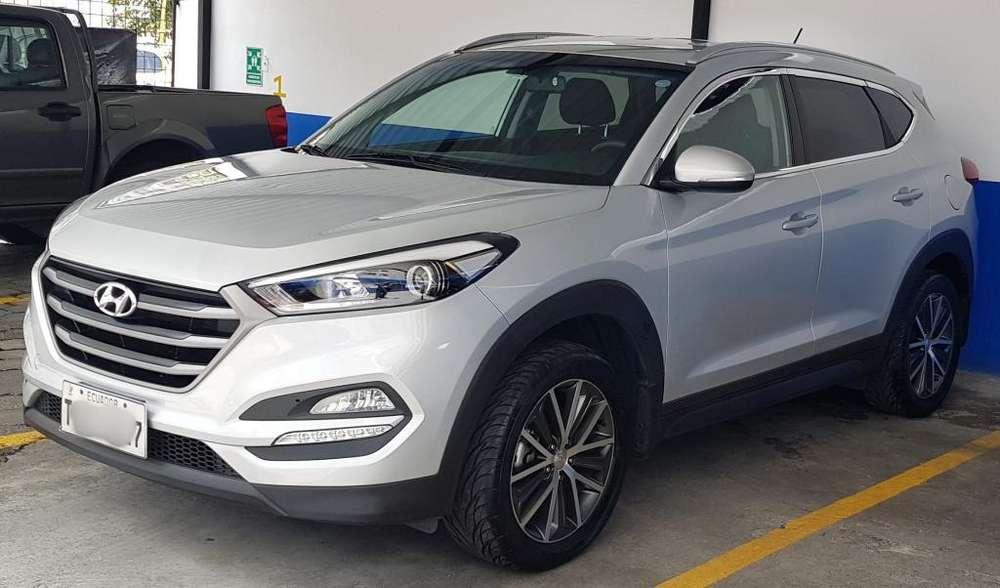 Hyundai Tucson 2016 - 54000 km