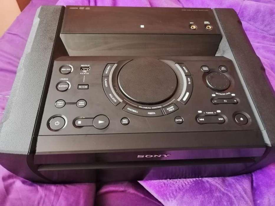 Cabezal Sony Shake X300