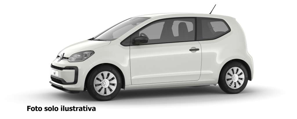 Volkswagen Up! 1.0l move 3ptas
