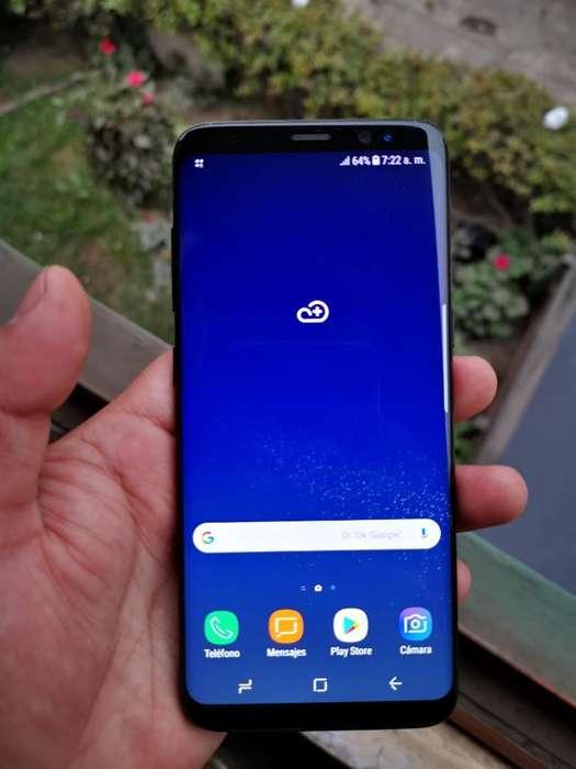 Vendo Cambio Samsung Galaxys S8 64gb