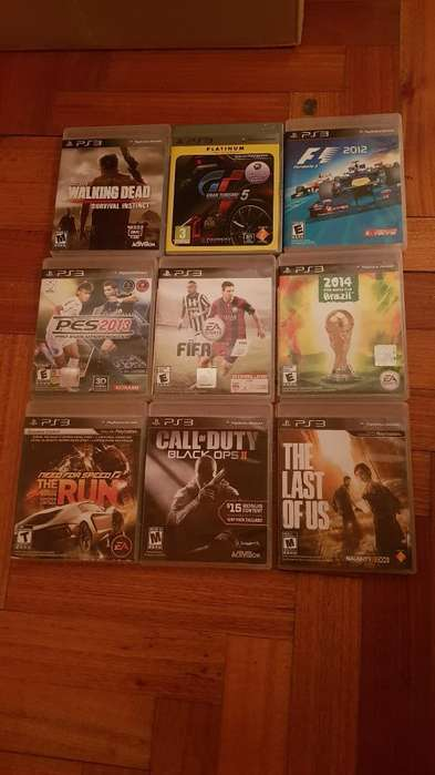 Juegos de Play 3