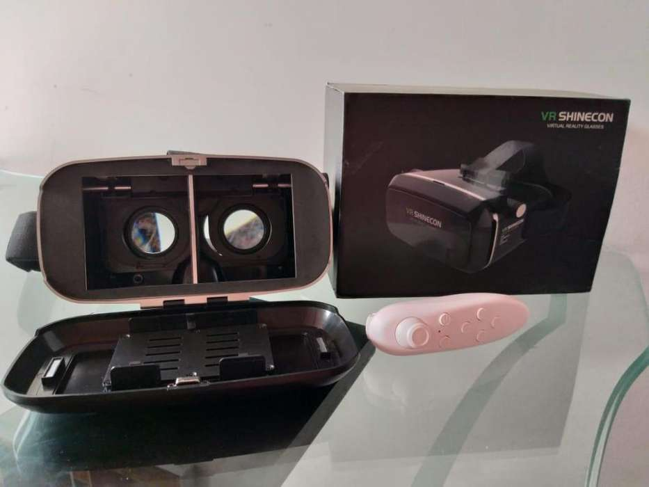 Gafas Realidad Virtual 3d Gear Vr SHINECON control Nueva Version