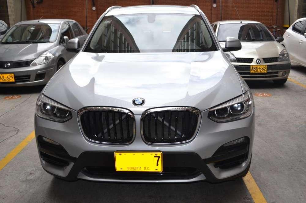 BMW X3 2018 - 16600 km