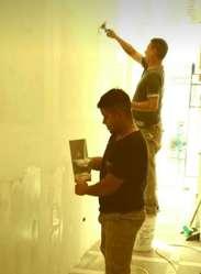 Pintor Responsable con Referencia
