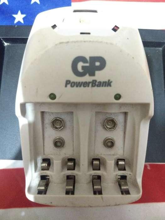 Cargador de Baterías Gp