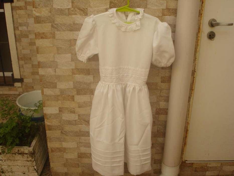 Vestido de Comunión Talle 14 Marca:Chicos