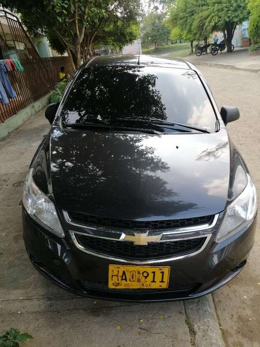 Chevrolet Sail 2013 - 102400 km