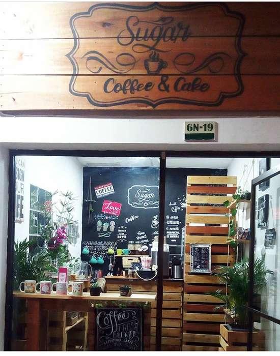 Venta de <strong>mobiliario</strong> de Cafeteria