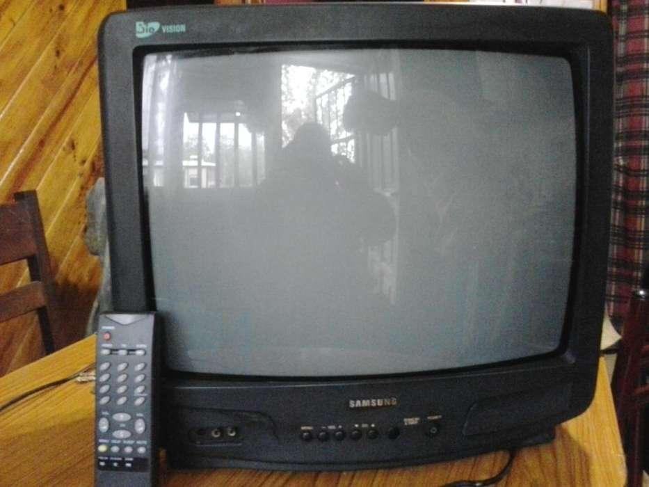 <strong>televisor</strong> SAMSUNG 21 PULG. VENDO O PERMUTO