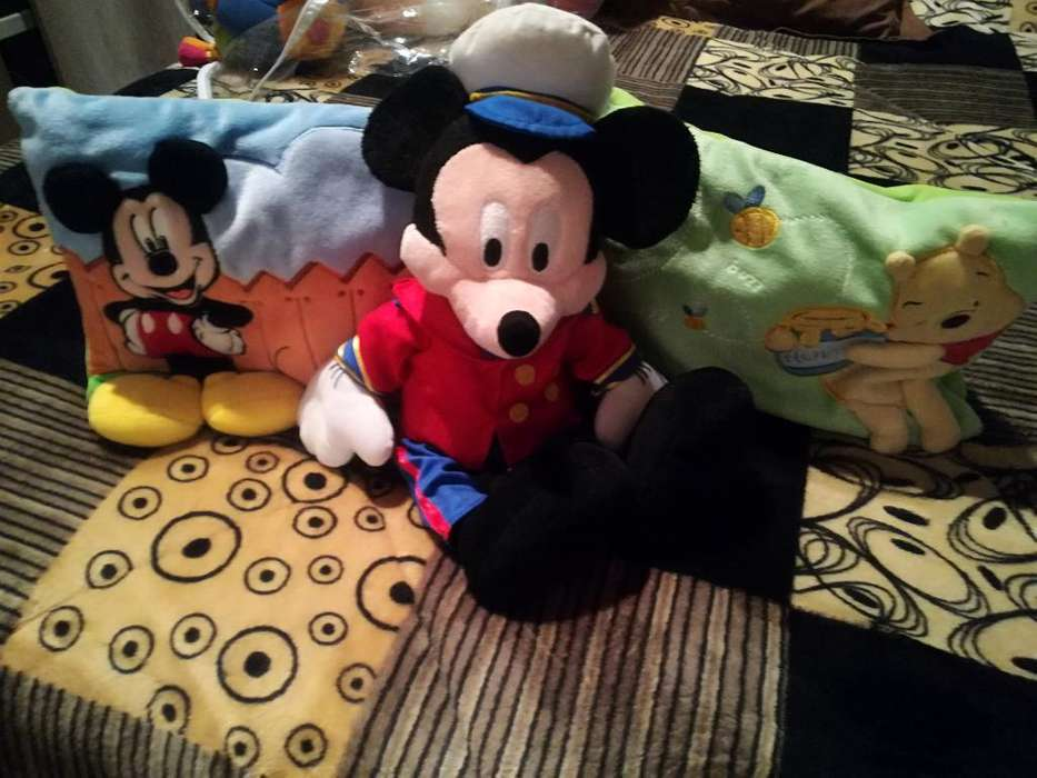 Mickey 2 Almohadones