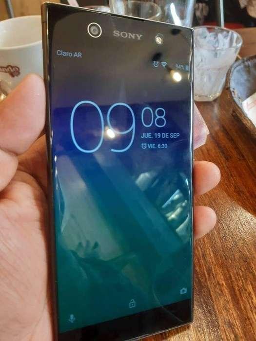 Sony Xperia XA1 Ultra G3223 4g de ram cam 23mp y 16mp flash frontal