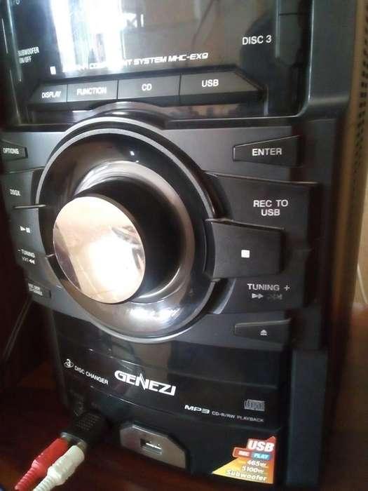 Sony Genezy 5100 Watts