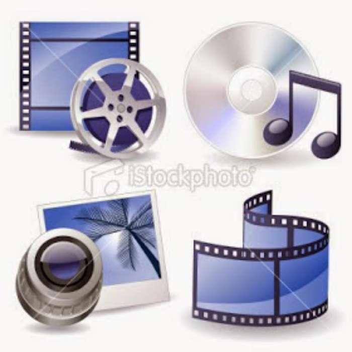 Edición Y Conversión de Audio Y Vídeo