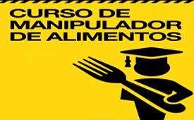 CURSO MAIPULADOR DE ALIMENTOS