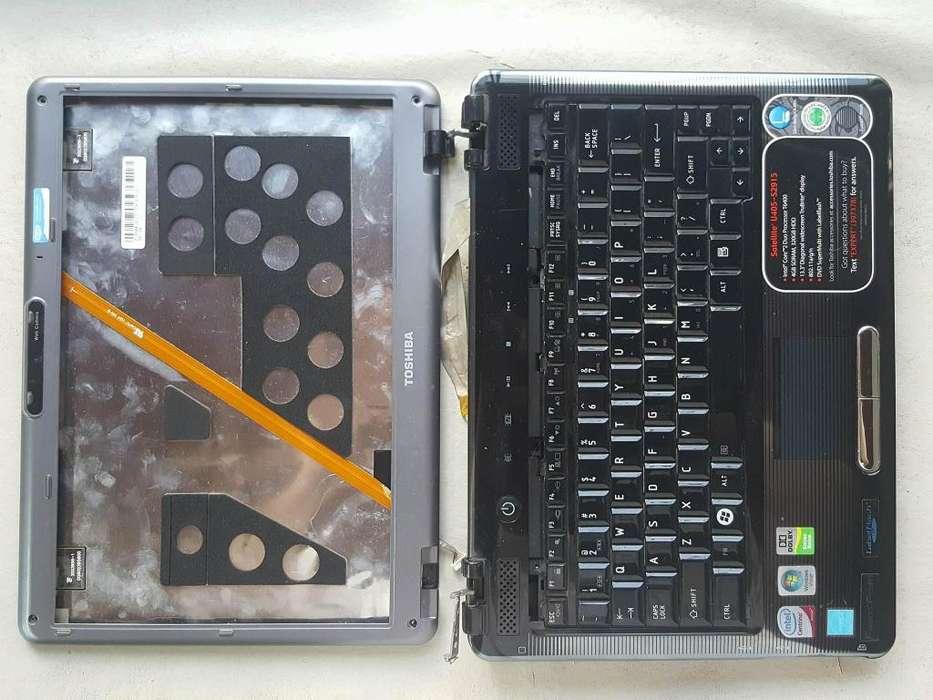 Repuestos/partes Notebook Toshiba Satellite U405 S2915
