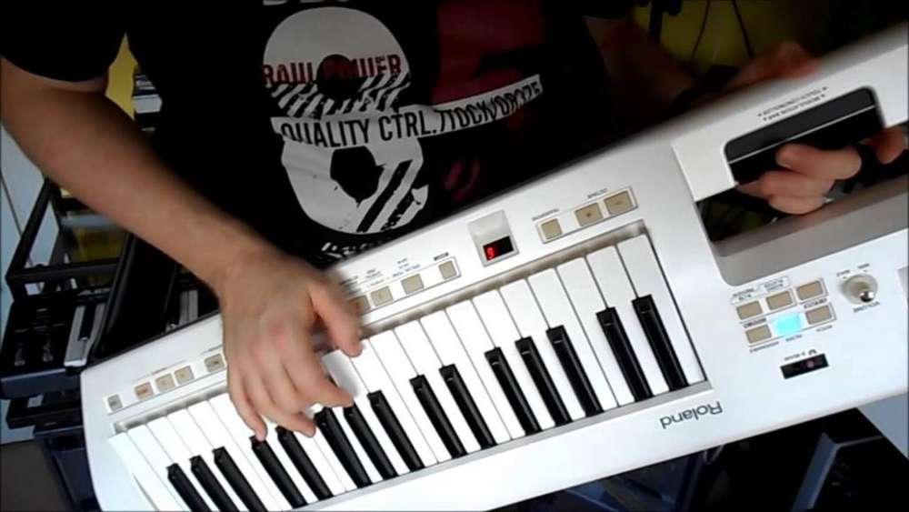 Keytar Sintetizador Roland Lucina Ax 09