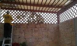 Pulidos de Parquet  Pergolas en Madera
